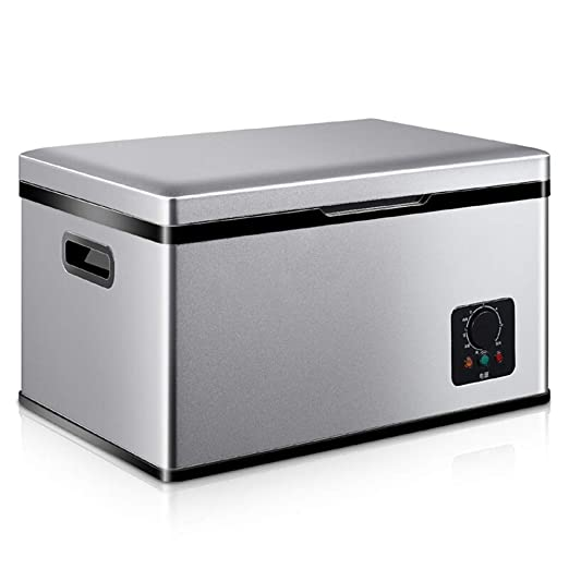 DTSQSS 18 Liter portátil Coche compresor Refrigerador Congelador ...