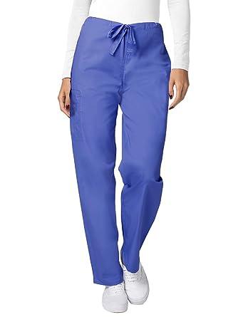 7e40ccba2db6 Adar Medizinische Schrubb-Hosen – Unisex Krankenhaus-uniformhose   Amazon.de  Bekleidung