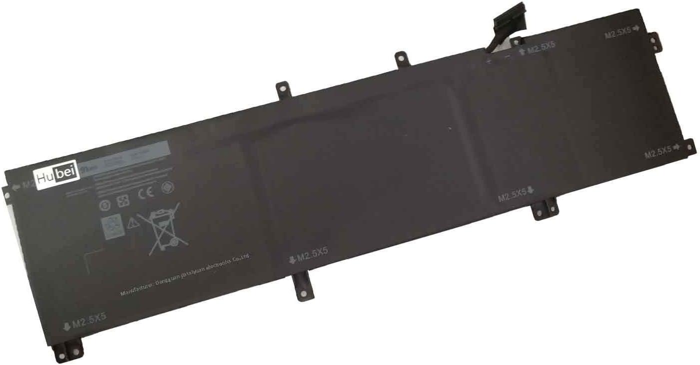 245RR 0H76MY H76MV 07D1WJ 7D1WJ Y758W Laptop Battery Replacement for Dell XPS 15 9530 Precision M3800 701WJ T0TRM(11.1V 91Wh)