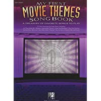 My First Movie Themes Songbook (Easy Piano): A Treasury of Favorite Songs to Play