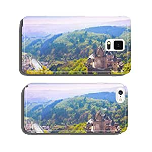 Vianden castle and valley in Luxembourg cell phone cover case Samsung S5