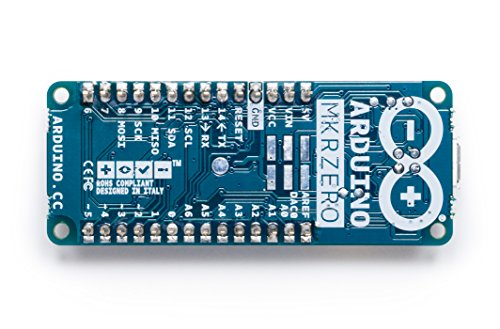 Arduino MKR Zero with Headers [ABX00012]