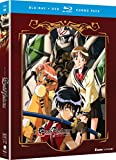 The Vision of Escaflowne: Part One (Blu-ray/DVD Combo)
