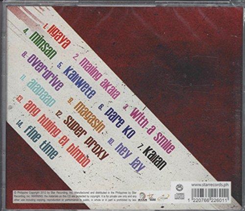 The Reunion : an eraserheads tribute album