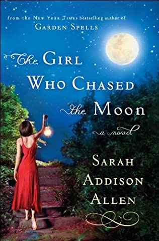 book cover of The Girl Who Chased the Moon