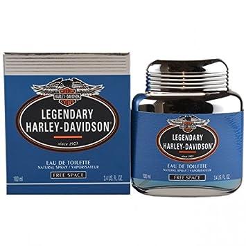 Harley Davidson Free Space 100 Ml Eau De Toilette Blue Amazonfr