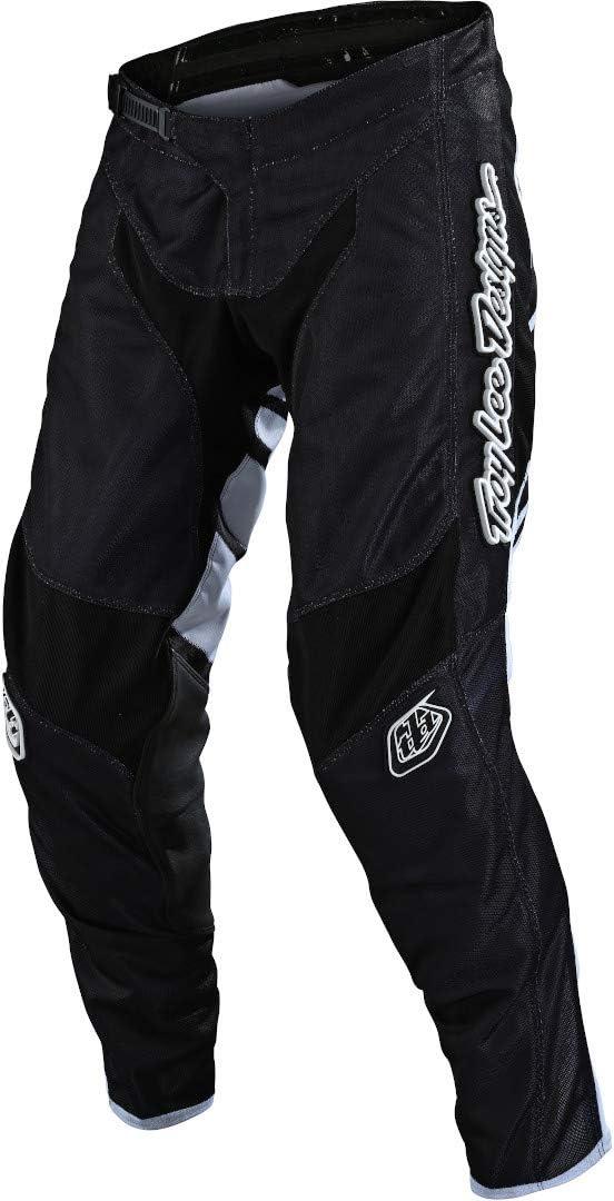 Troy Lee Designs GP Air Drift Mens Off-Road Motorcycle Jersey Black//White//Medium