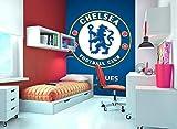 1Wall Chelsea Football Wall Mural