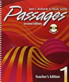 Passages Teacher's Edition 1 with Audio CD: An upper-level multi-skills course (Passages (Paperback))