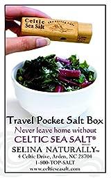 Celtic Sea Salt Twist Top Salt Box, 1 Ounce