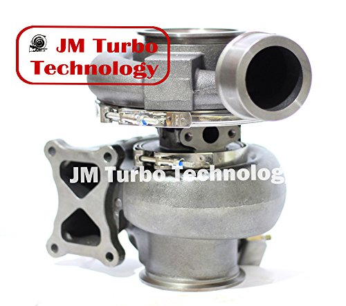 JM Turbo Compatible with CAT Caterpillar Turbo C15 Acert Twin Turbo High Pressure Turbocharger ()