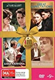 Great Expectations / Anna Karenina / Pride and Prejudice | 4 Discs | NON-USA Format | PAL | Region 4 Import - Australia