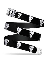 Buckle Down boys Buckle-down Seatbelt Belt the Punisher Xl