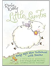 Really Woolly Little Lambs Bible: Baby New Testament (Imitation Leather Gift Edition)