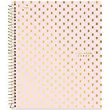 "Five Star Spiral Notebook, 1 Subject, College Ruled Paper, 100 Sheets, 11"" x 8-1/2"", Design Selected For You (06348)"
