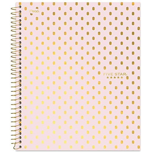 Five Star Spiral Notebook