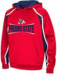 Youth Fresno State Bulldogs Pull-Over Hoodie