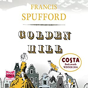 Golden Hill Audiobook