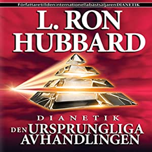 Dianetics: The Original Thesis (Swedish Edition) Audiobook