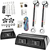 2x Car Window Automatic Power Kit Electric Roll Up For Ford Fusion Grand Marquis Crown Vic Mustang Sedan