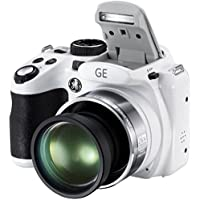 GE Imaging Power Pro Series X600-WH 14.0 Megapixels Digital Camera - 26x Optical/6x Digital Zoom - 2.7-inch TFT LCD Display - 4.7 mm Wide Angle Lens - White (Certified Refurbished)