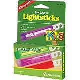 Coghlan's Multi-Colored Lightsticks for Kids, 4-Pack