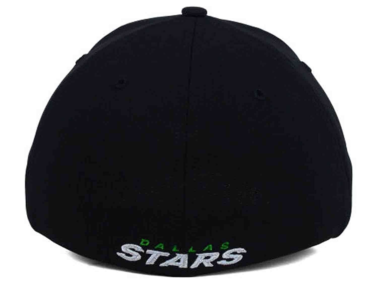 finest selection d5c66 1d3d0 ... cheapest discount 47 brand nhl dallas stars warhawk contender flexfit hat  cap small medium amazon sports