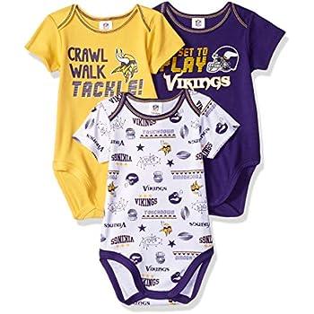 NFL NFL Baby-Boy 3 Pack Short Sl...