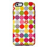 "OtterBox SYMMETRY SERIES Case for iPhone 6/6s (4.7"" Version) - Retail Packaging - GUMBALLS (WHITE/DAMSON PURPLE/GUMBALLS GRAPHIC)"