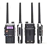 BaoFeng BF-UVB2 Plus Dual Band Two Way Radio Fm Radio