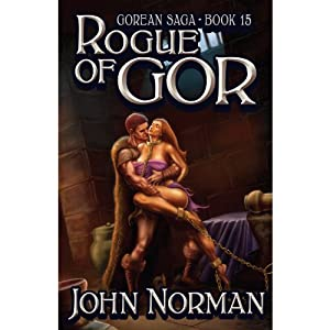 Rogue of Gor Audiobook