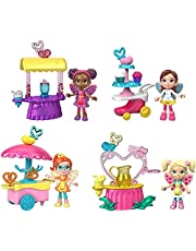 Fisher-Price GMT13 Nickelodeon Butterbean?s Café Fairy Friends Figure Pack