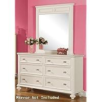 ACME Athena White Dresser