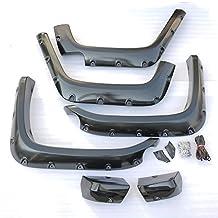 Liquor Car New For Toyota Land Cruiser FJ 2007-2015 2008 2009 2010 2011 2012 2013 2014 Front Rear Fender Flares Pocket Rivet Style