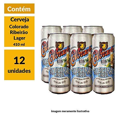 Cerveja Colorado Ribeirão Lager Unidades
