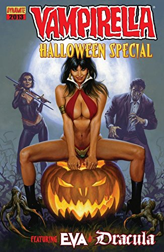 Vampirella: 2013 Halloween Special: Digital Exclusive Edition (Vampirella (2011-)) -