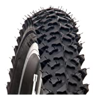 Schwinn All Terrain Bicycle Tire (MTN) con protector contra pinchazos 26 ""