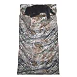 Camo Kids Realtree AP Slumber Sleeping Bag & Animal Pillow (Black Lab Pillow)
