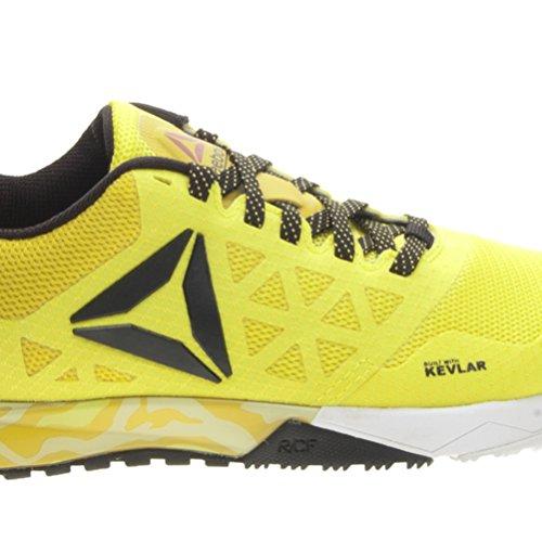 Reebok Crossfit Nano 6.0, Zapatillas Deportivas para Interior para Mujer amarillo