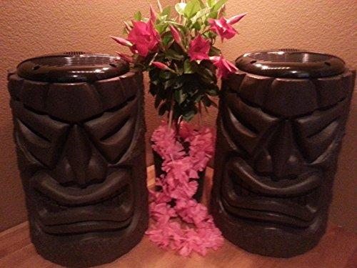 Angry Tiki Speaker Pair (Coco)
