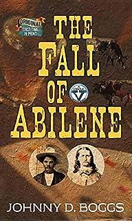 Book Cover: The Fall of Abilene: A Circle V Western