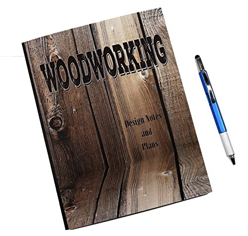 multi-function-stylus-pen-tool-and-woodworkers-graph-paper-composition-notebook-set-multitool-pen-in