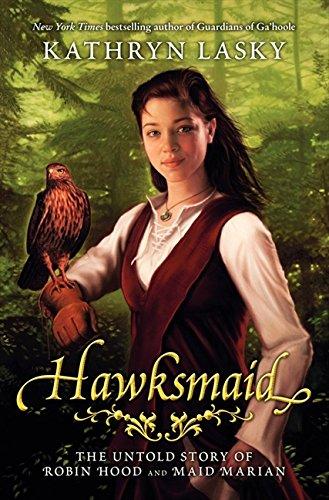 Robin Maid Marian Hood (Hawksmaid: The Untold Story of Robin Hood and Maid)