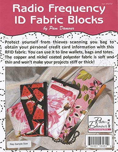 The Decorating Diva not37 Radio Frequency ID Fabric, Various ()