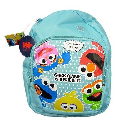 SANRIO Sesame Street D Bag (BL) / MST28001BL (30) S
