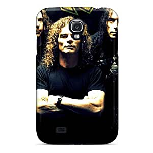 Shock Absorption Hard Phone Case For Samsung Galaxy S4 (RZp2739rHTd) Customized Realistic Avenged Sevenfold Pattern