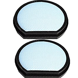 Green Label 2 Pack Replacement Primary Filter for Hoover T-Series Vacuum Cleaners (compares to 303173001, 303173002)