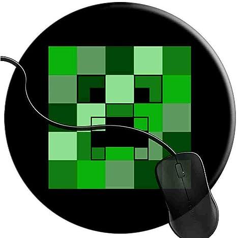 UQ Galaxy Alfombrilla De Teclado,Videojuego Green Creeper Gaming ...