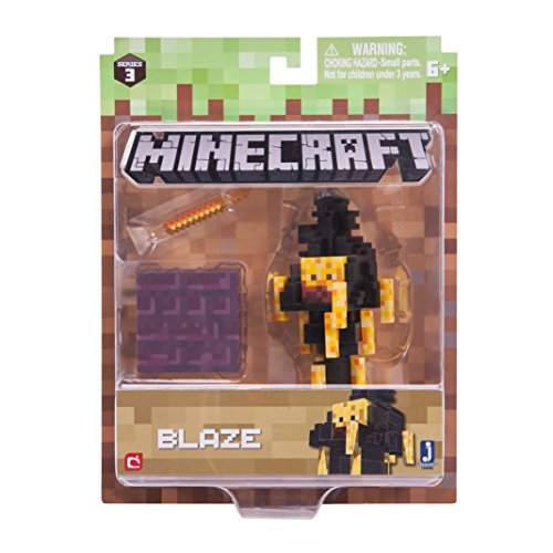 Minecraft Blaze Figure Pack - http://coolthings.us