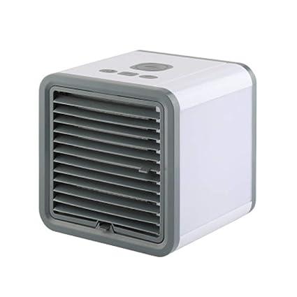 Amazon.com : GXOK Air Conditioner Fan Mini Cool Bedroom Desk ...